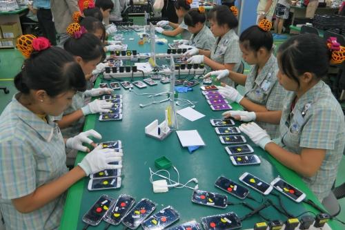 Doanh nghiệp bán ốc vít cho Samsung độc chiếm thị trường nội địa